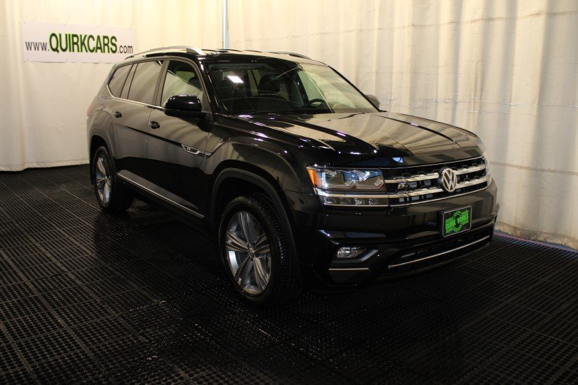 2018 Volkswagen Atlas 3.6L V6 Launch Edition AWD