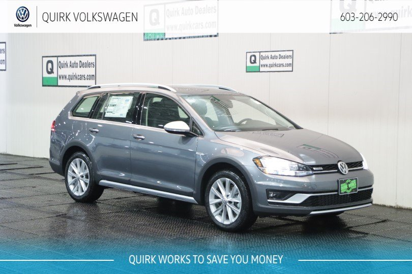 New 2019 Volkswagen Golf Alltrack S / Manual