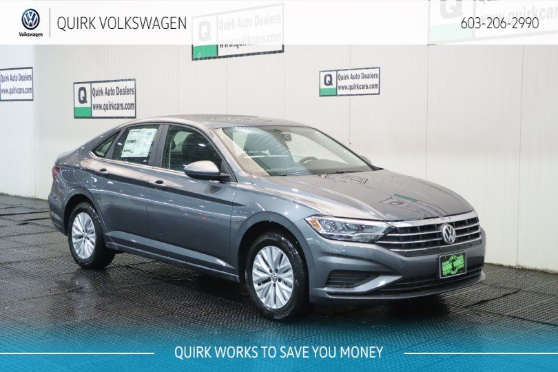New 2019 Volkswagen Jetta S Manual / Drivers Assistance Pkg