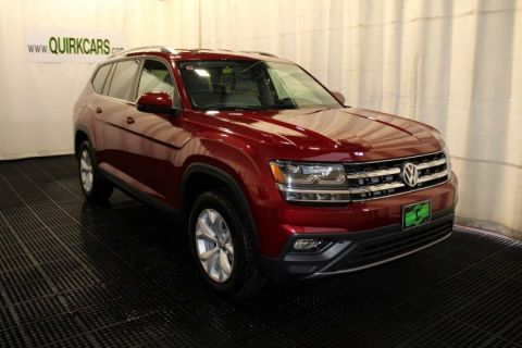 New 2018 Volkswagen Atlas 3.6L V6 SE AWD
