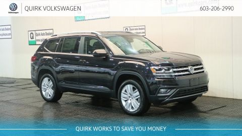 2019 Volkswagen Atlas 3.6L V6 SE w/Technology AWD