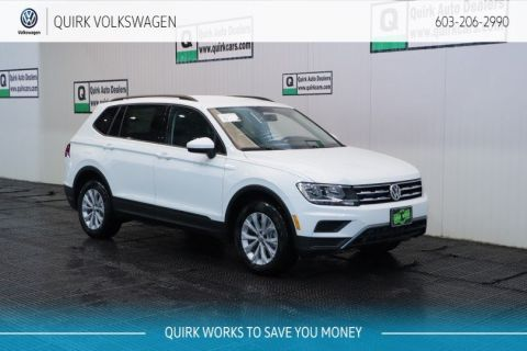 2019 Volkswagen Tiguan S/3rd Row Seating AWD